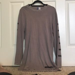 Long fit Paranormal long sleeve